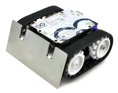 ArduZumoBot - Arduino Zumo Robot Kit
