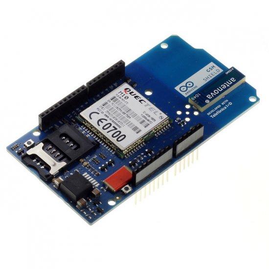 Arduino GSM Shield V.2 (con antenna integrata)