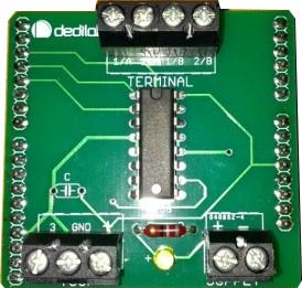 Arduino Motor shield IR