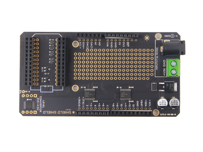 Arduino Shield for Photon