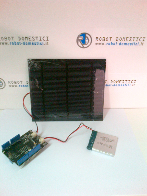 Arduino Solar Kit Large - 3W
