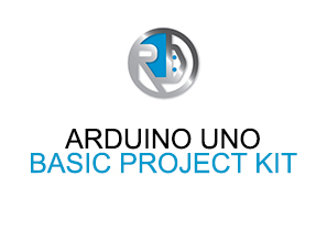 Arduino Uno Basic Project Kit