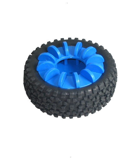 Assembled Wheel 31×46 mm