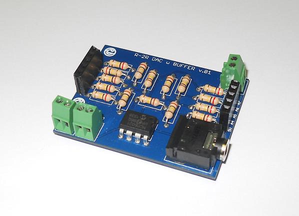 Audio DAC Converter
