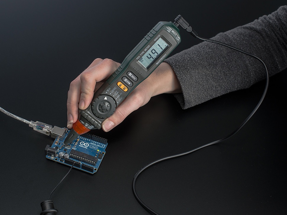Autoranging Digital Multimeter Pen