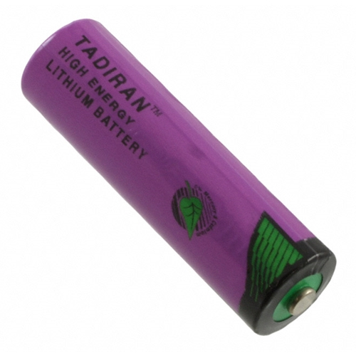 BATTERY LITHIUM 3.6V AA