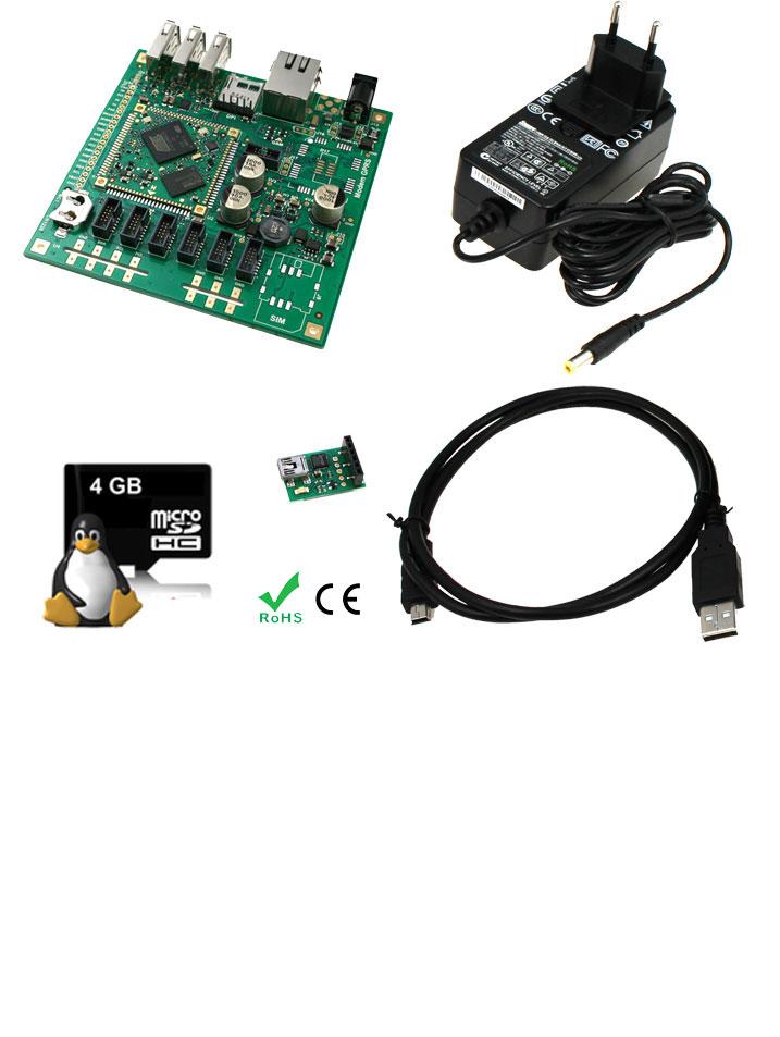 Basic TERRA board kit