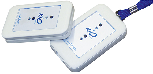 Kio Indoor Positioning System - Evaluation kit