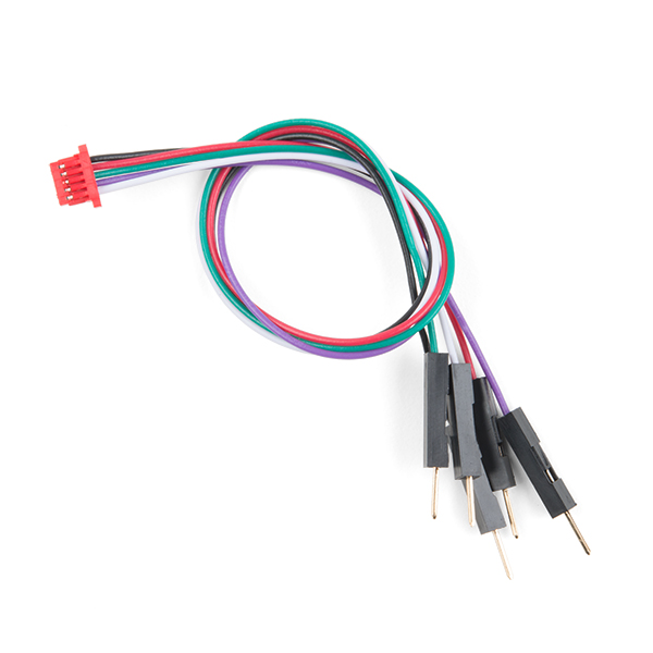 Cable - 5 Pin 1mm Pitch - Breadboard Jumper