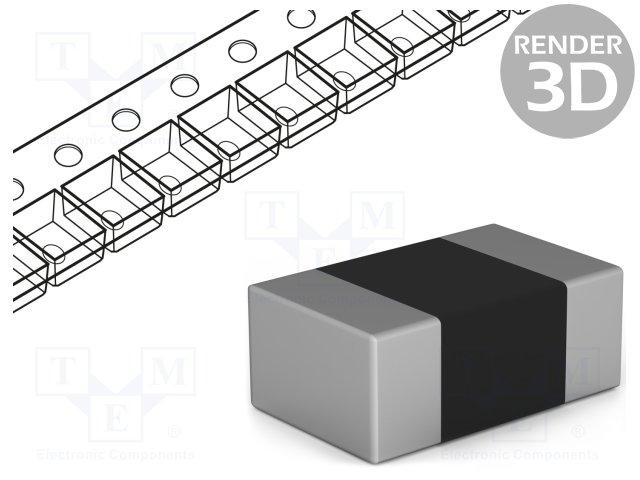 Capacitors220nF TME C0805F224K5RAC