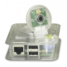 Contenitore per Raspberry Pi e Camera Module - trasparente