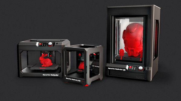 Corso Makerbot Replicators