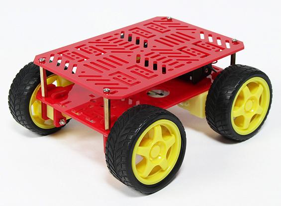 Dagu 4WD Magician Chassis