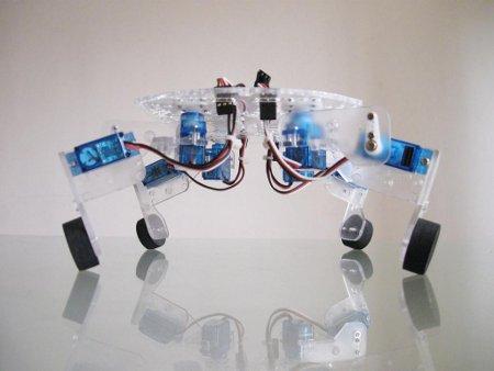Dagu - Quadbot Spider Kit