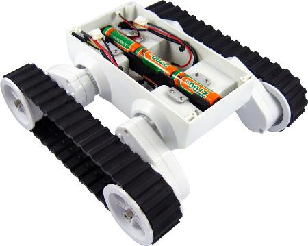 Dagu - Rover 5 Robot Platform