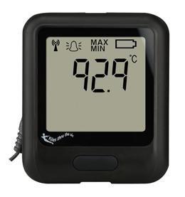 Datalogger Temperatura con Sonda Wi-Fi