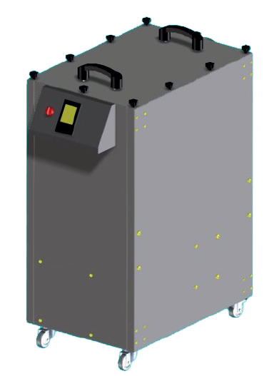 Depuratore Aria per laser co2 portata 400mch 4 stadi filtranti