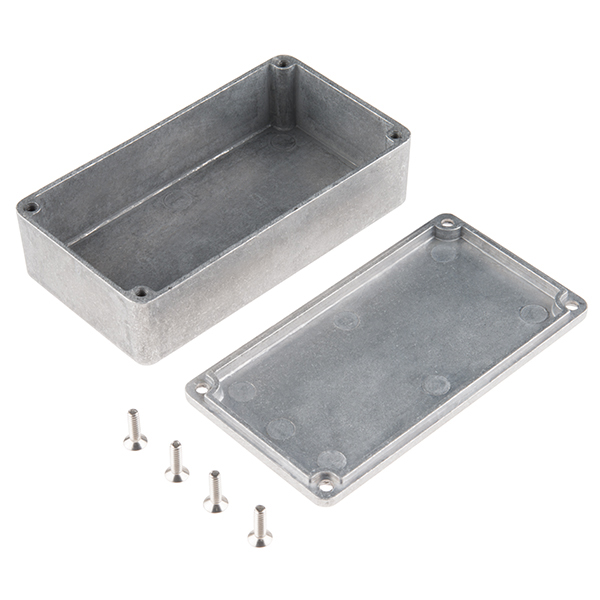 Enclosure - Aluminum (112x61x31mm)