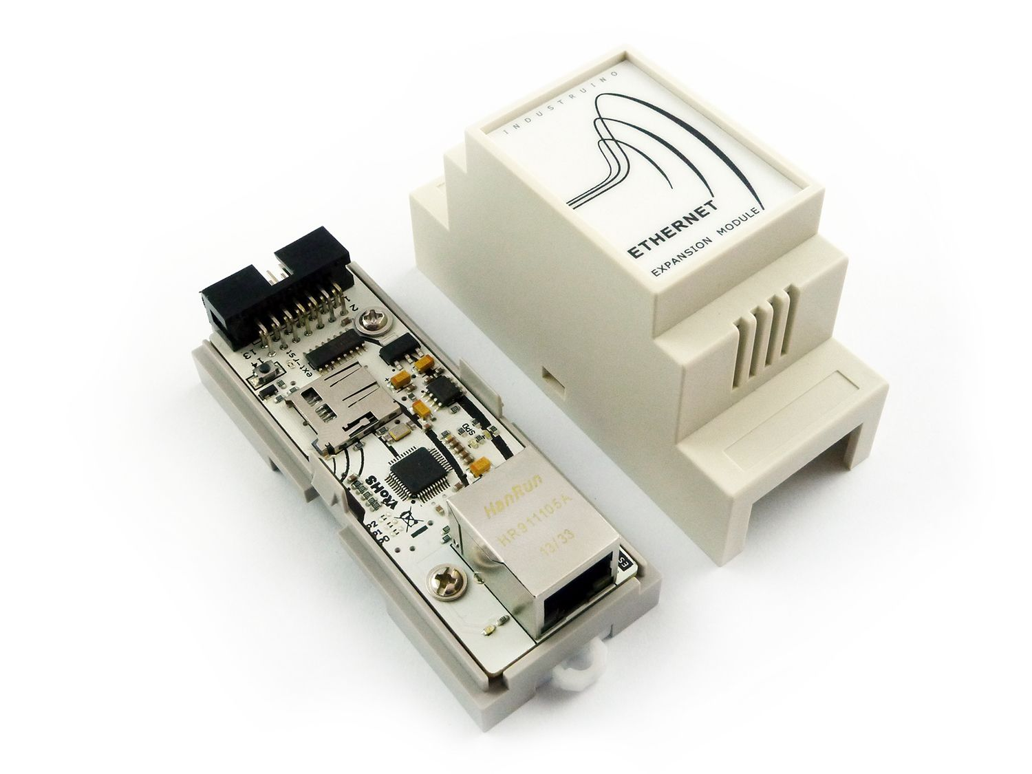 Ethernet expansion module