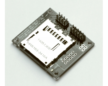 External SD Card board v1.0