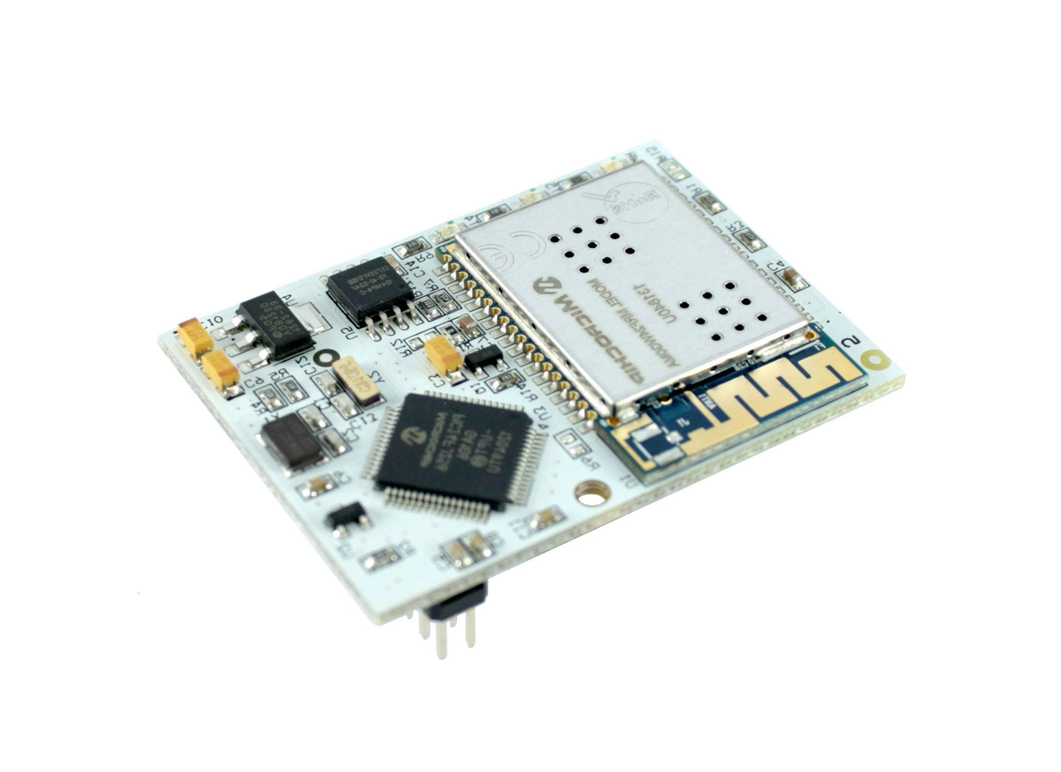 Flyport Wi-Fi 802.11gw / PCB Antenna