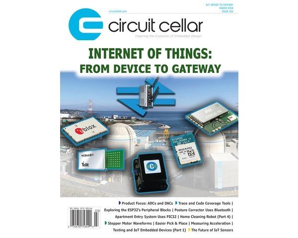 Free Circuit Cellar magazine March 2018