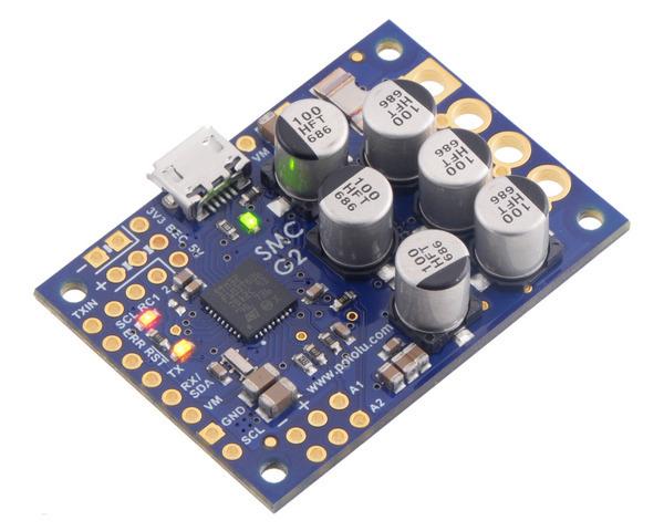 High-Power Simple Motor Controller G2 24v19