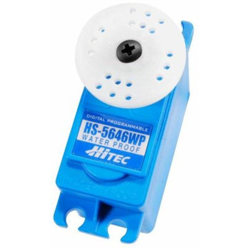 Hitec HS-5646WP Waterproof, High Torque Digital Servo