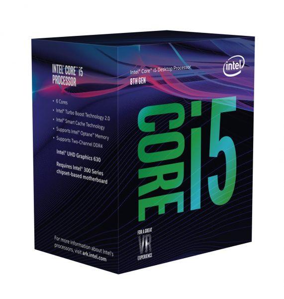 Intel Core i5-8500 processore 3 GHz Box 9 MB