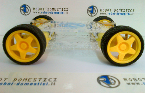 Invisible Chassis 4WD