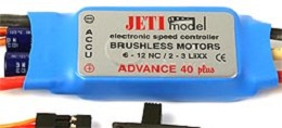 Jeti - ADVANCE 40-3P OPTO PLUS variatore