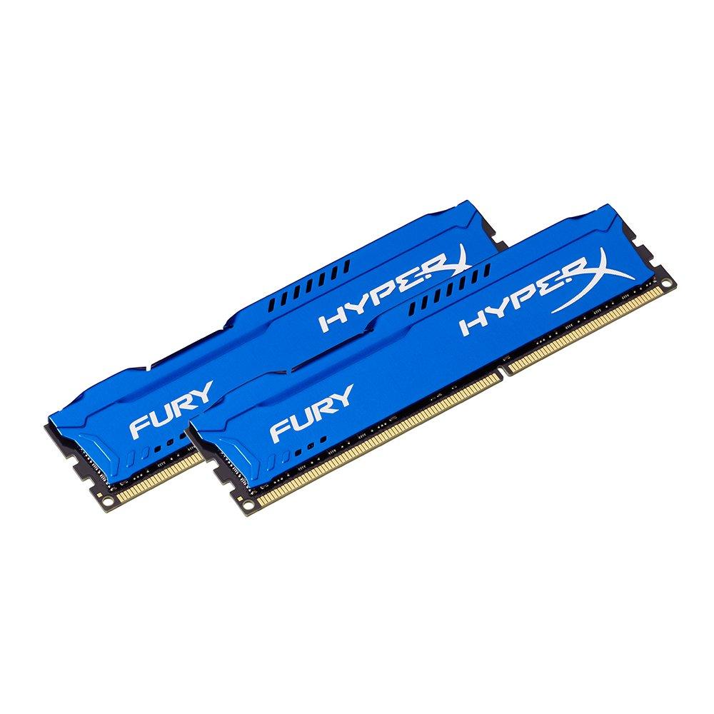 KINGSTON HyperX Blue 16GB 1866MHz DDR3 CL10 DIMM (Kit of 2x8GB)