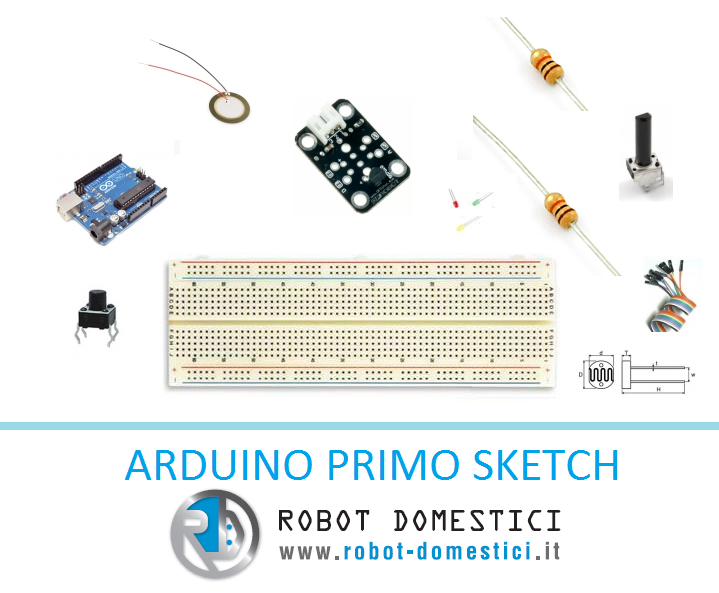 KIT ARDUINO PRIMO SKETCH