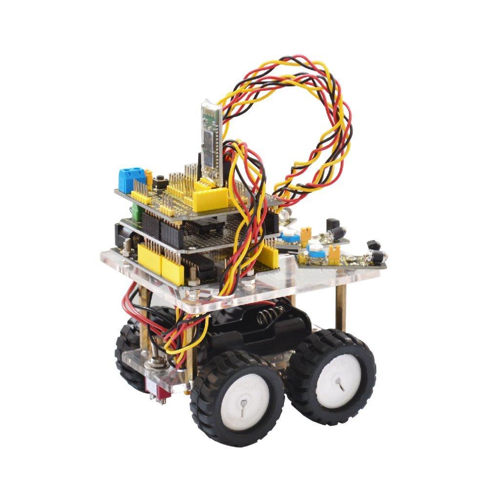 Keyestudio Wireless Bluetooth da auto, per Robot Arduino Starter
