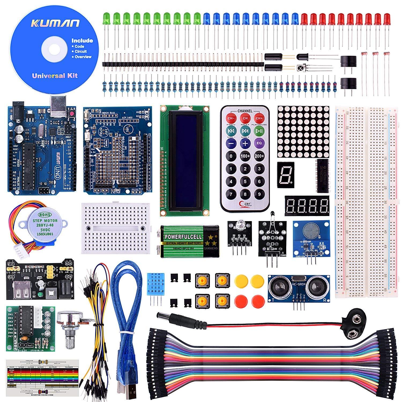 Kuman - Arduino UNO Starter Kit