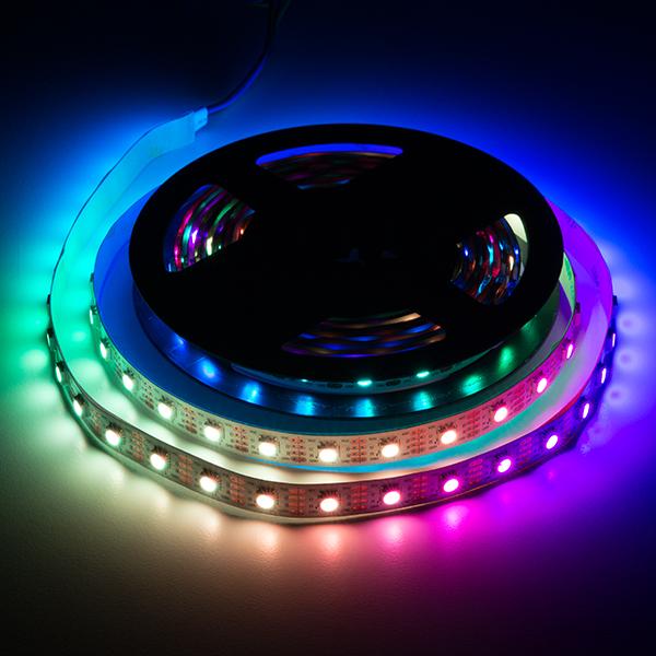 LED RGB Strip - Addressable, 5m (APA102)