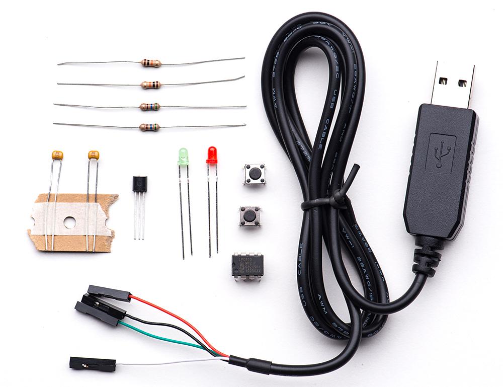LPC810 Mini Starter Pack