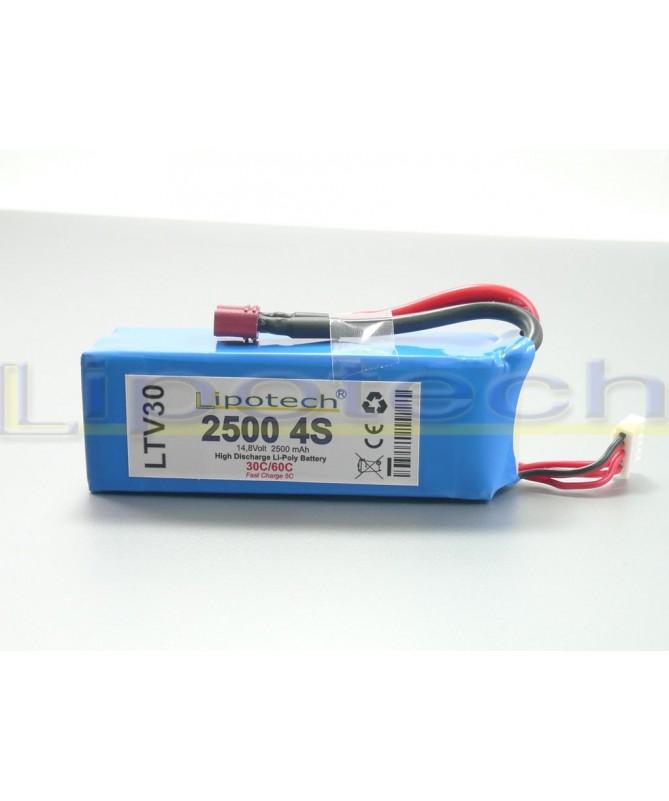 LTV30 2500mAh 14,8 Volt