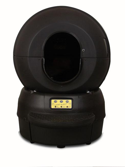 Litter-Robot Bubble - Black