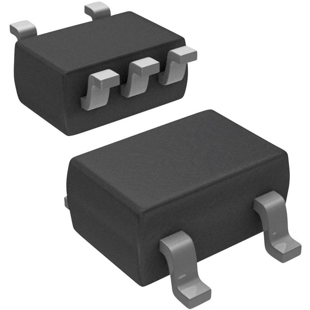 Linear Voltage Regulator IC Positive Fixed Output 3.3V 150mA SC-