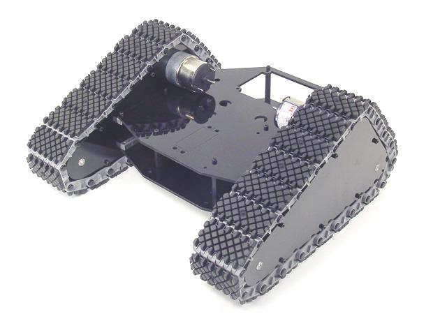 Lynxmotion - Tri-Track Chassis Kit
