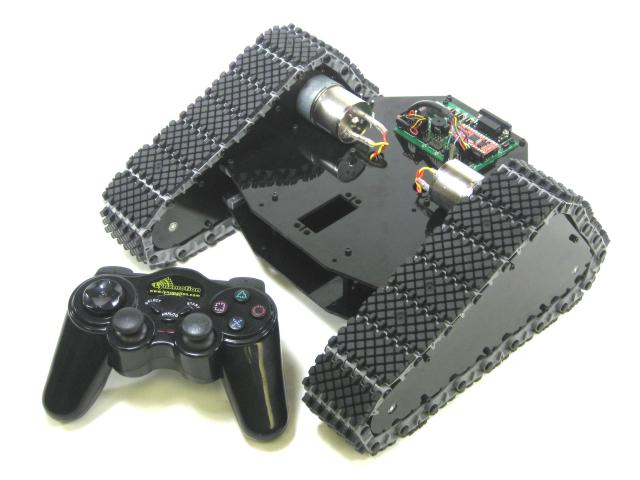Lynxmotion - Tri-Track Kit for PS2
