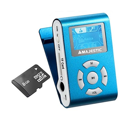 Majestic - Lettore MP3 SDB 8339 - 8GB