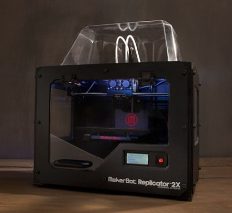 MakerBot Replicator 2X (SPERIMENTAL KIT)
