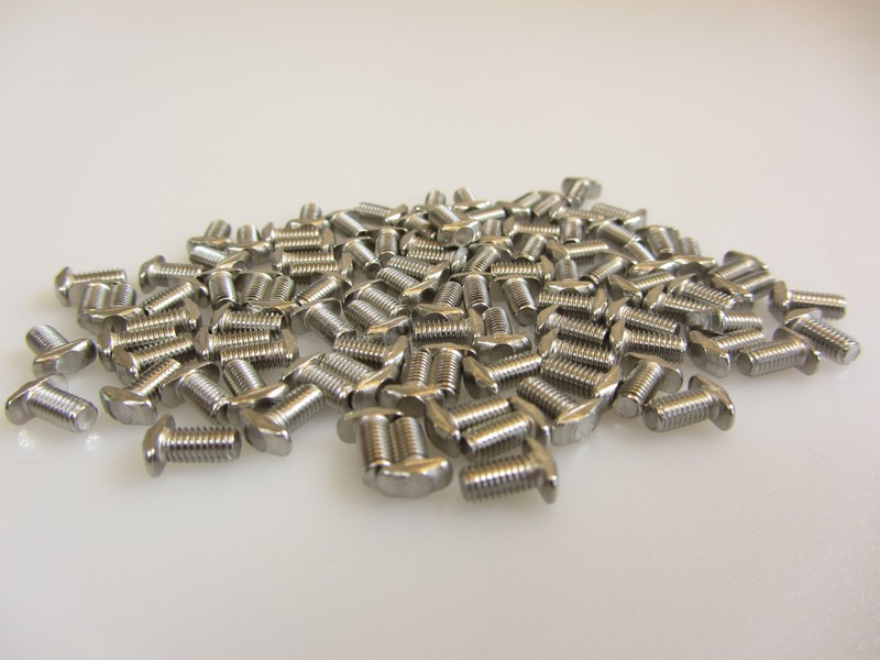 Makerbeam - 100 M3 wing type bolts