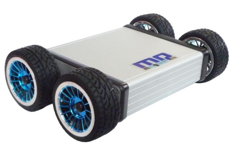 MiniRover 4WD Chassis