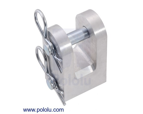 Mounting Clevis for Glideforce Industrial-Duty Linear Actuators