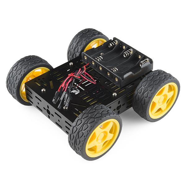 Multi-Chassis - 4WD Kit (Basic)
