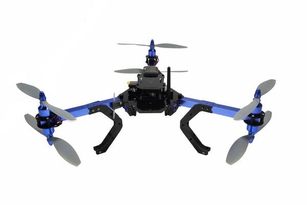 Multicopter 3DF RTF Y6