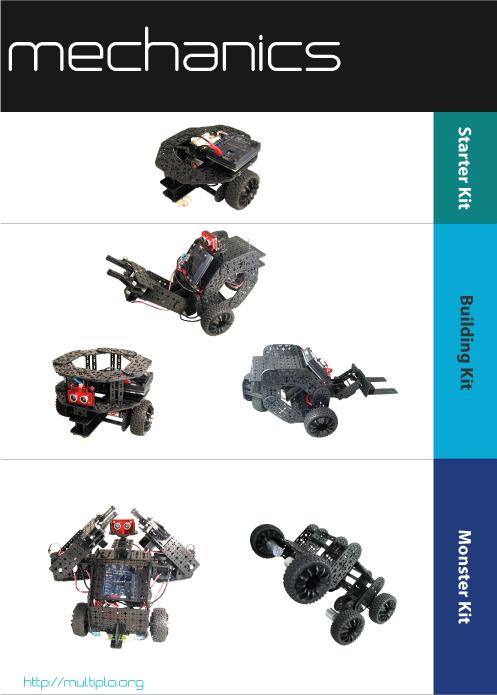 Multiplo Mechanical Kit